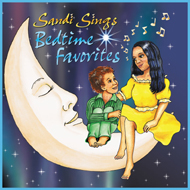 Sandi Sings Bedtime Favorites CD