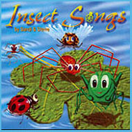 Insect Songs CD