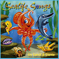 Sealife Songs CD